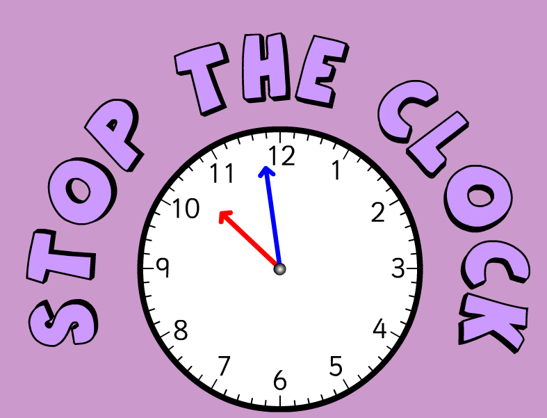 Image result for stop the clock 3